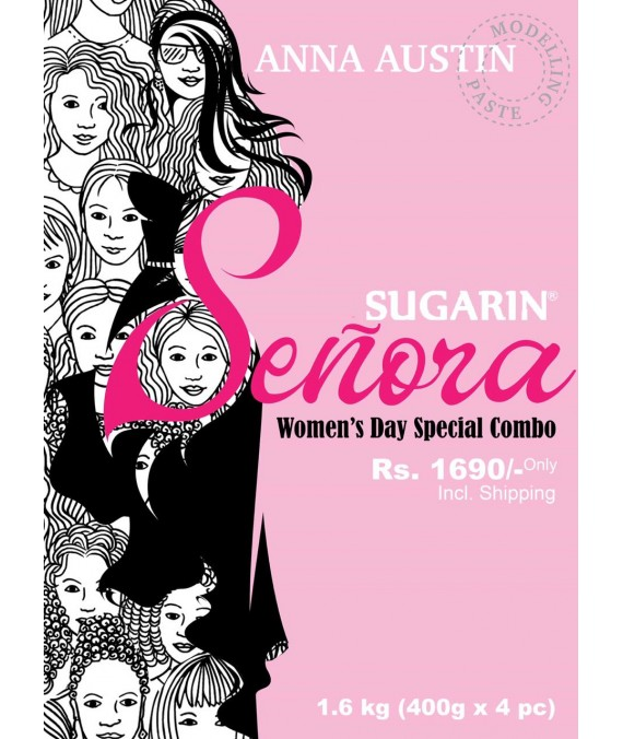 Women's Day Special Combo (400gm x 4 Pcs.)